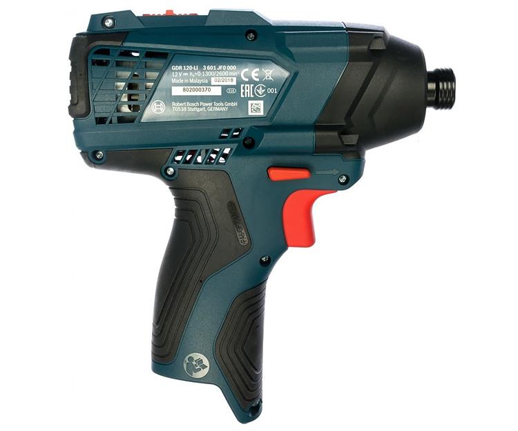 Аккумуляторный шуруповерт BOSCH GDR 120-LI
