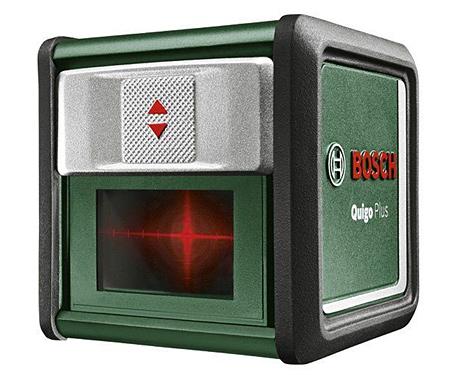Линейный лазерный нивелир BOSCH Quigo Plus